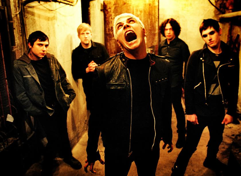 My Chemical Romance photo