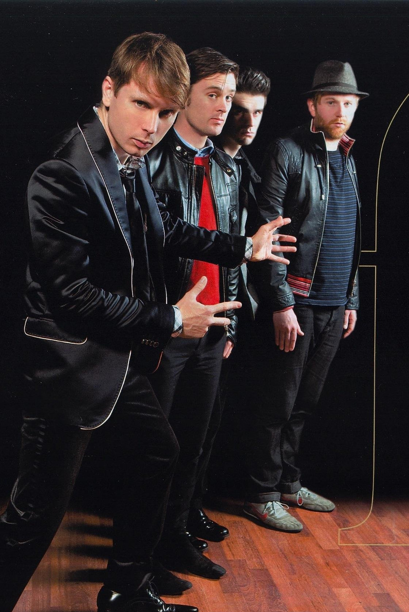 Franz Ferdinand photo