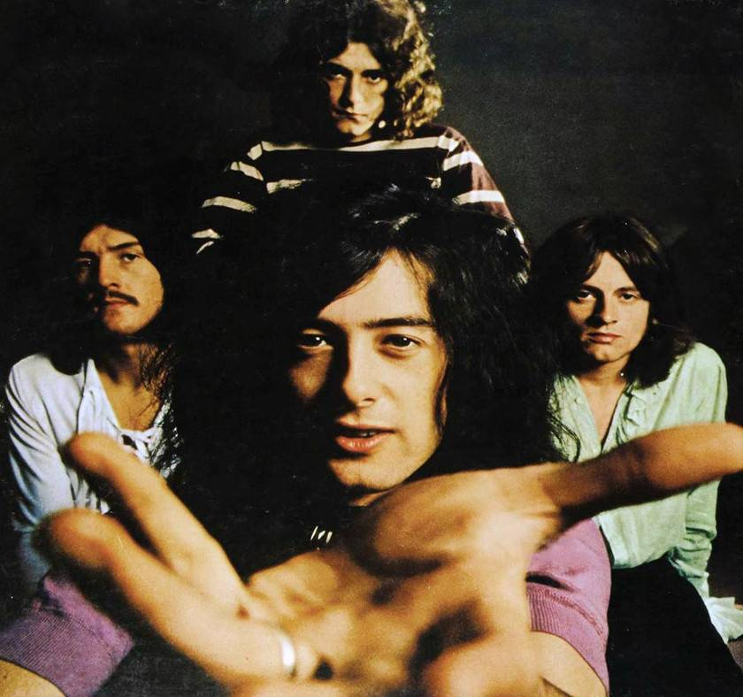 Led Zeppelin photo