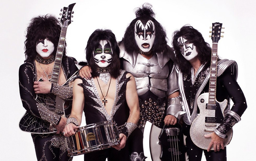 I Was Made For Loving You chords & tabs by Kiss @ 911Tabs
