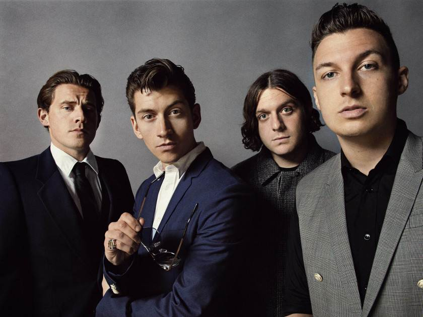 Arctic Monkeys photo