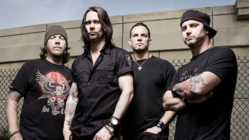 Alter Bridge photo