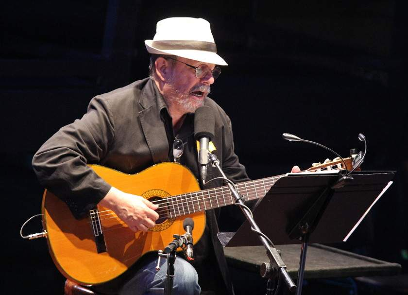 La Maza chords & tabs by Silvio Rodriguez @ 911Tabs