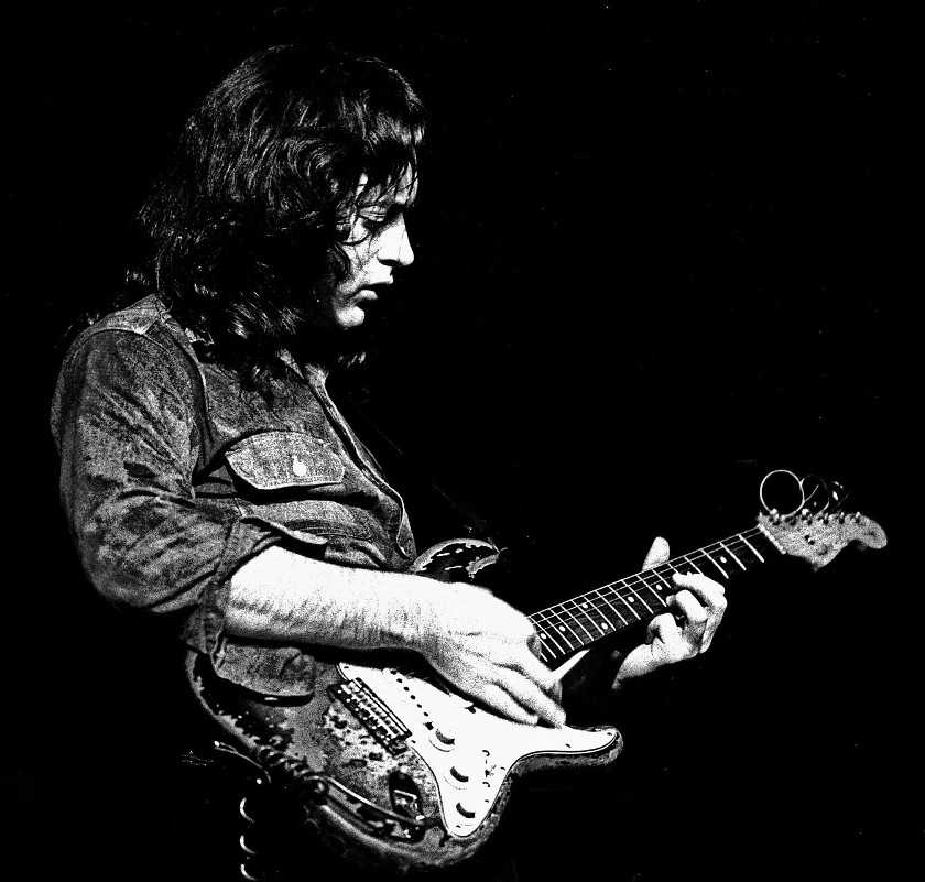 Rory Gallagher photo