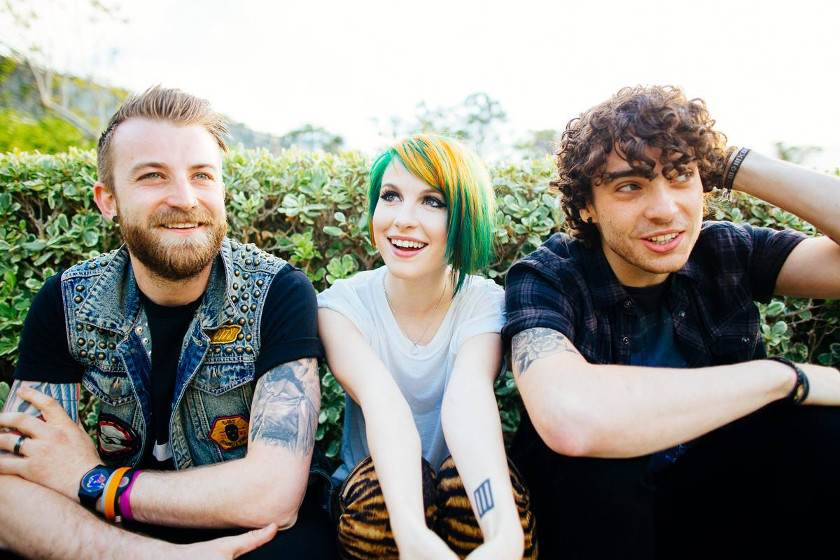The Only Exception Chords Tabs By Paramore 911tabs
