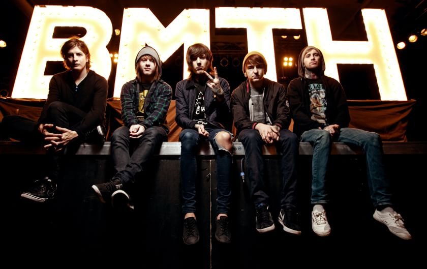 Shadow Moses chords & tabs by Bring Me The Horizon @ 911Tabs