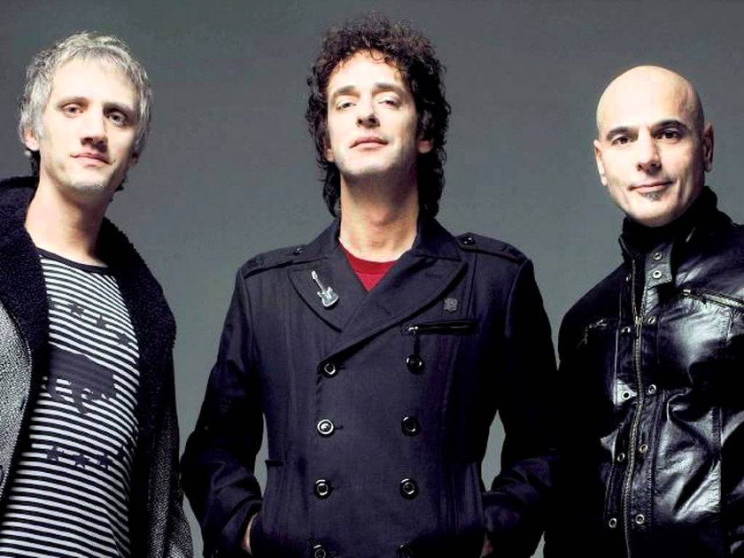 Soda Stereo photo