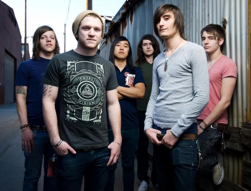 Glad You Came Chords Tabs By We Came As Romans 911tabs