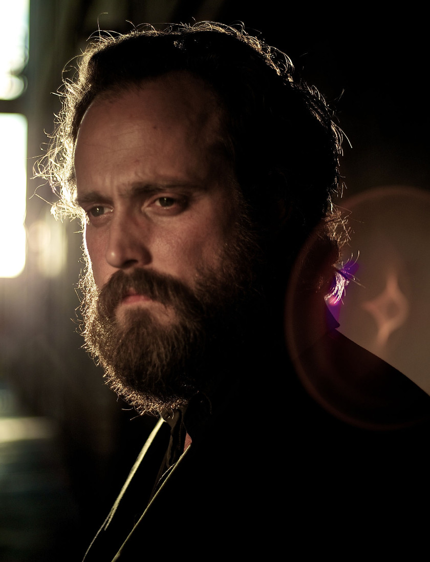 Iron and wine naked about