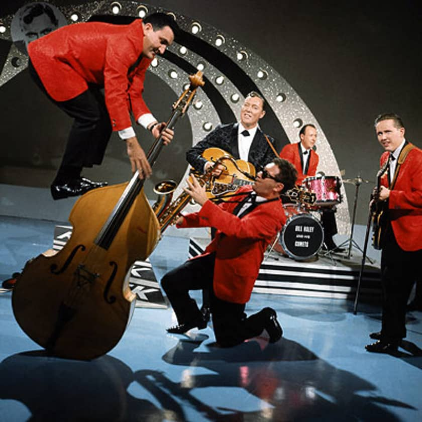 Rock Around The Clock Chords Tabs By Bill Haley And The Comets