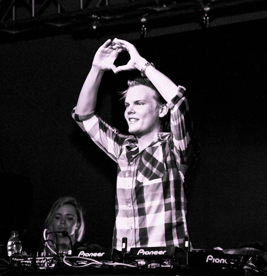 Avicii photo